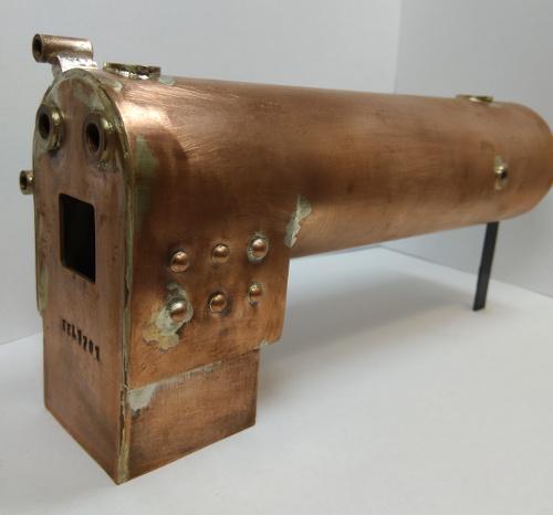 Elstow Engineering Limited - 16mm & Gauge 1 Engineering